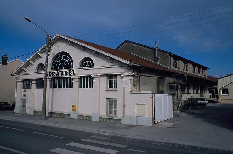entrepôt commercial des frères Copreau