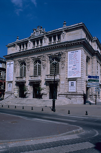 théâtre municipal Gabrielle-Dorziat