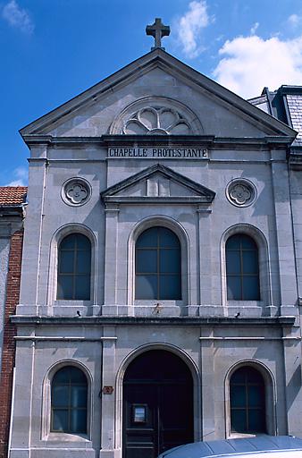 temple, dit chapelle protestante
