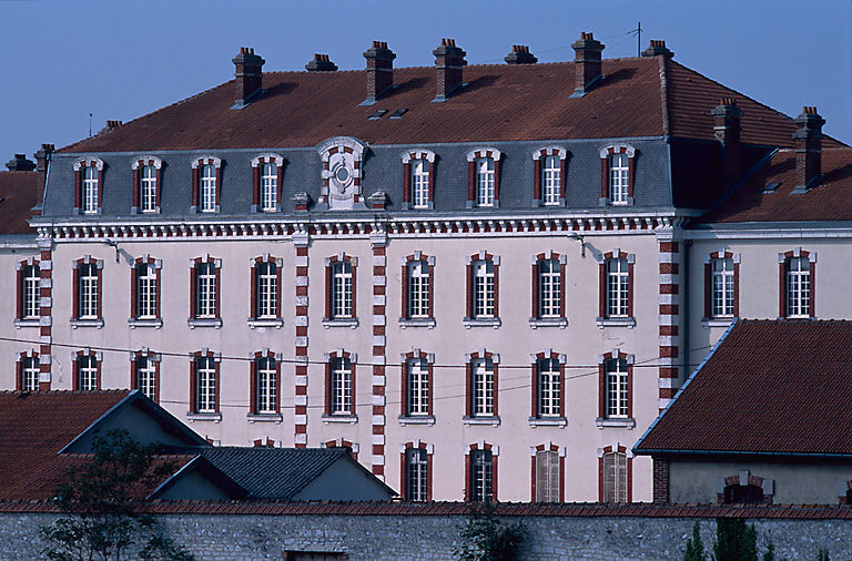 caserne dite quartier de cavalerie Margueritte