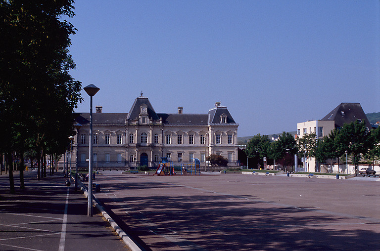 jardin public dit Le Jard