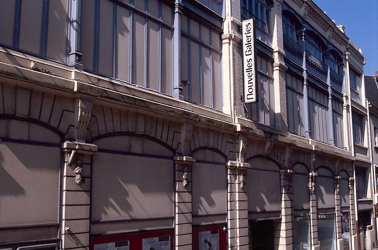 grand magasin des Nouvelles Galeries