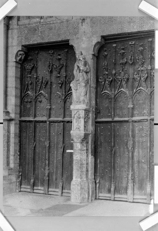 Le mobilier de la cathédrale Notre-Dame