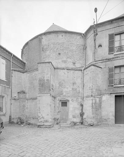 Abbaye de Bénédictines Notre-Dame-la-Profonde, Saint-Jean-Baptiste dite abbaye Saint-Jean, de Bénédictins, de Mauristes