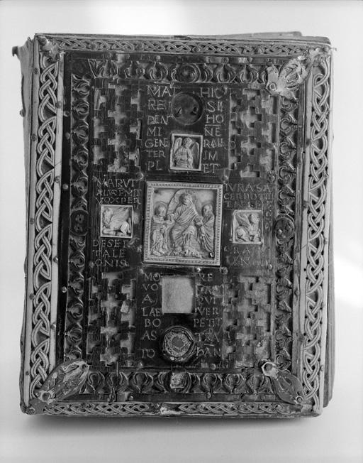 Manuscrit, dit évangéliaire de Morienval