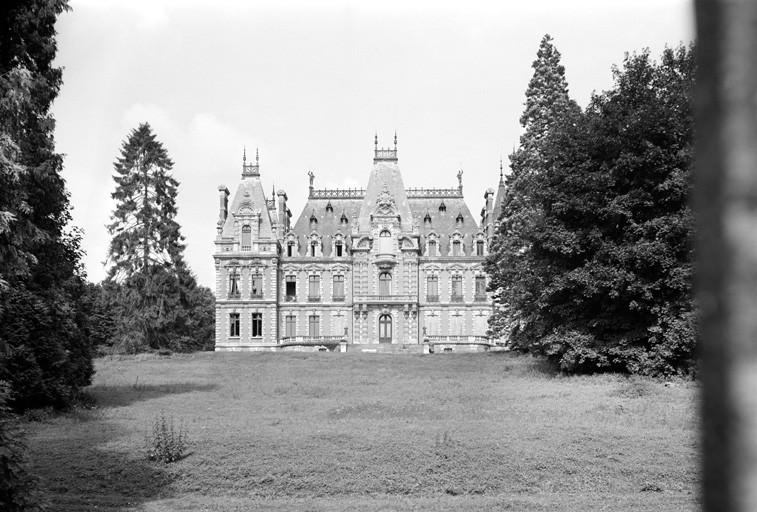 château d'industriel