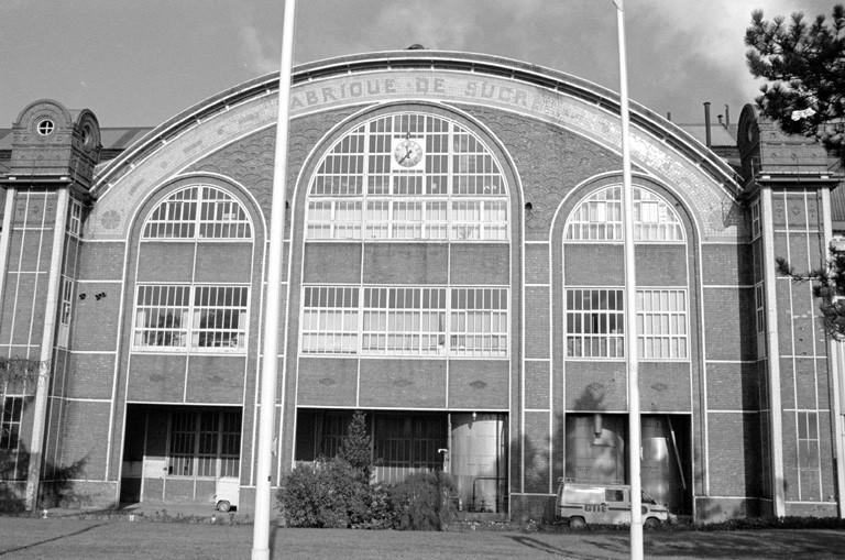 Ensemble industriel de la sucrerie d'Eppeville