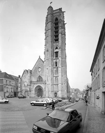 Eglise paroissiale Saint-Crépin