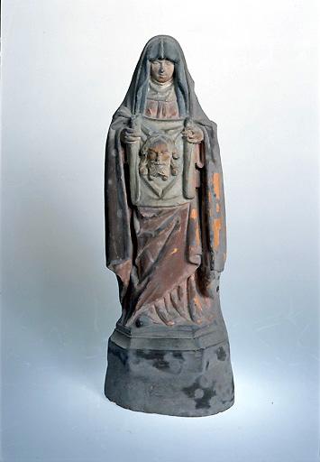 statuette : sainte Véronique