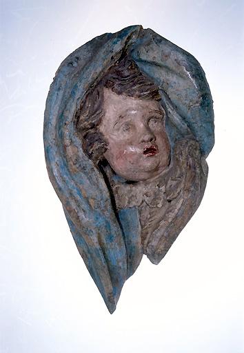 relief : angelot (n° 1)