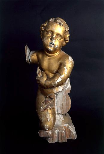 statue (n° 2) : ange