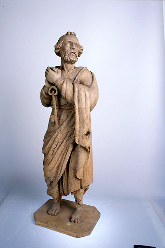 statuette : saint Pierre