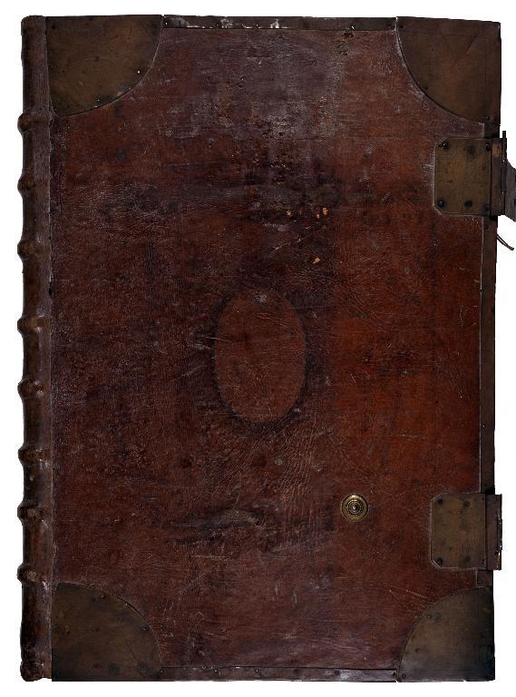 Manuscrit (graduel) : Graduale ad usum Ecclesiae Seminaris Bellovacensis