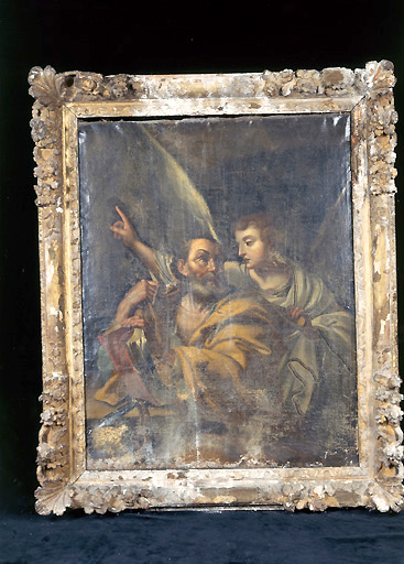 Tableau : La Délivrance de saint Pierre