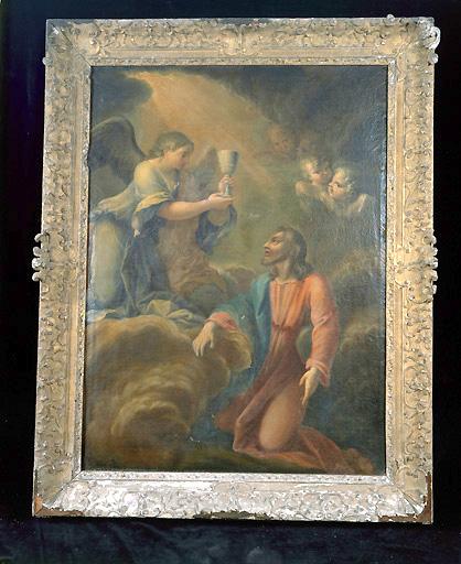 Tableau : Agonie du Christ
