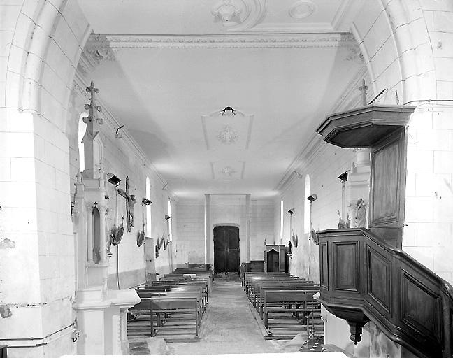 Eglise paroissiale fortifiée et cimetière Saint-Remi