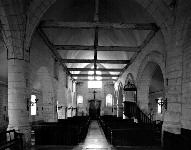 Eglise paroissiale Saint-Gervais et Saint-Protais