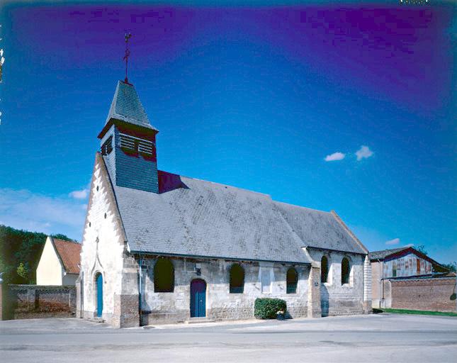Eglise paroissiale Saint-Firmin