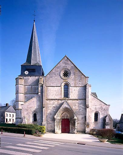 Eglise paroissiale fortifiée Notre-Dame