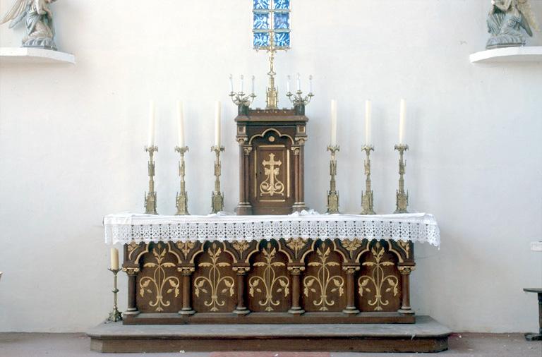 Le mobilier de l'église paroissiale Saint-Léger (liste supplémentaire)