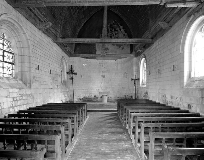 Chapelle Notre-Dame dite Notre-Dame-o-Pie ou Notre-Dame d'Huppy