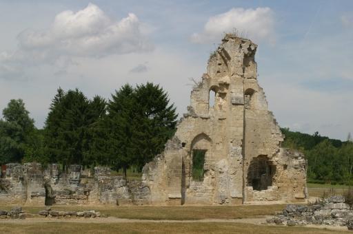 Abbaye cistercienne de Vauclair