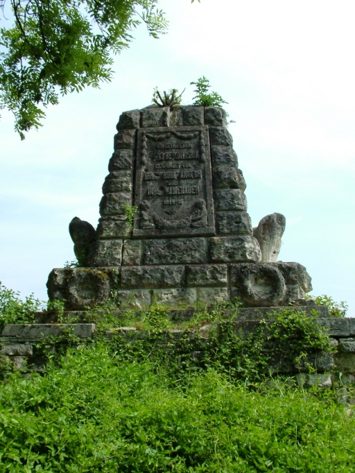 Monument aux morts franco-allemand