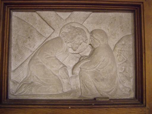 Les objets mobiliers de l'église