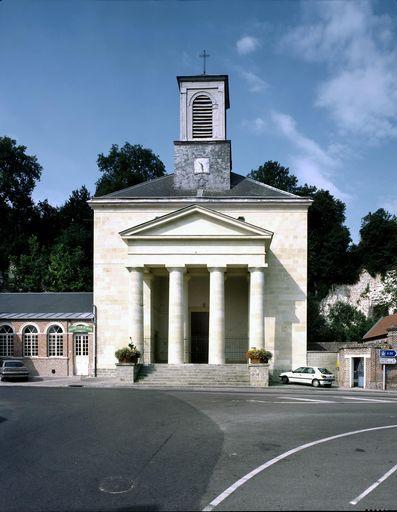Église paroissiale Notre-Dame de Boves