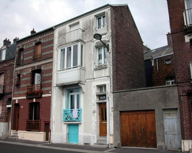 maison à deux logements accolés (dont Céline)