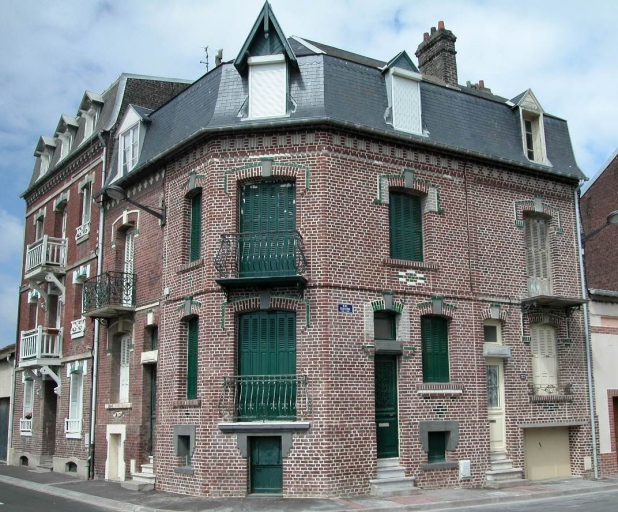 maison à trois logements accolés, anciennement Mon Rêve, La Pelouse, Egisse