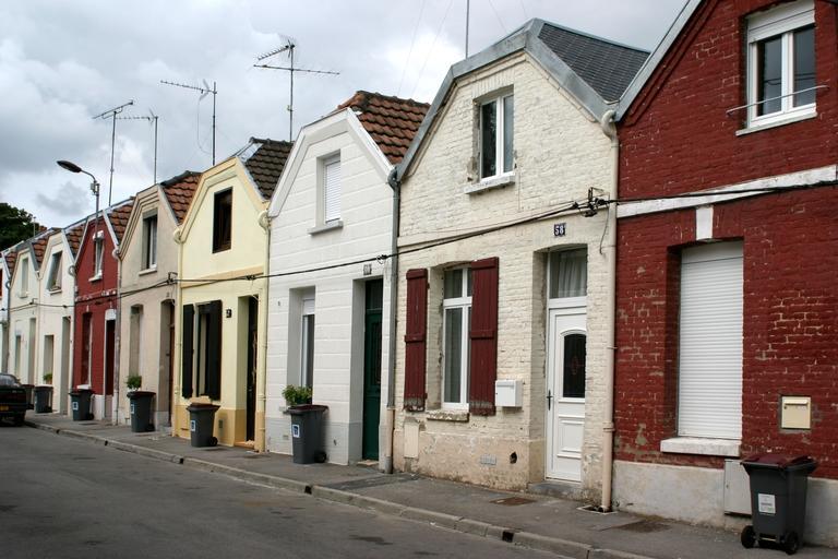 Cité ouvrière, dite Cité Desfossez puis Cité de Mulhouse