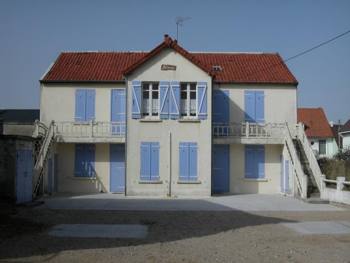 maison à quatre logements dite Samara