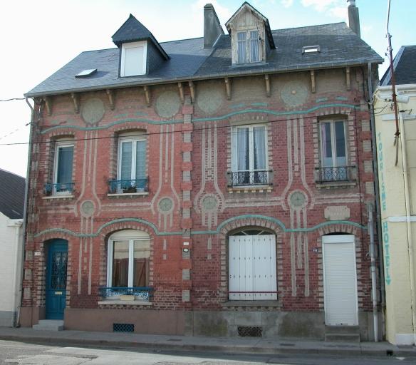maison à deux logements accolés (dont Villa Alfred)