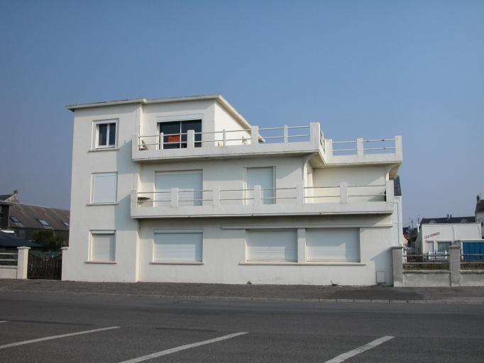 maison, actuellement immeuble à logements