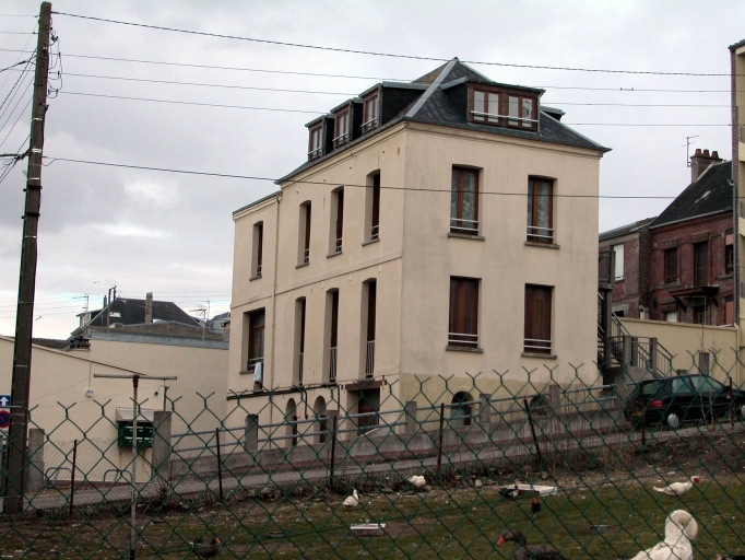 hôtel de voyageurs dit Hôtel de la Paix