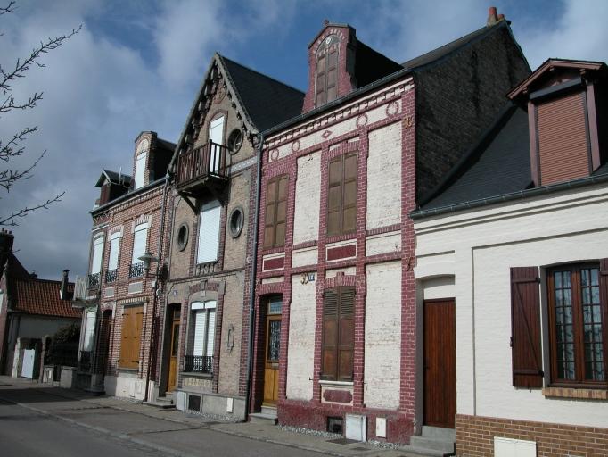 maison à trois logements accolés (dont Souvenir)