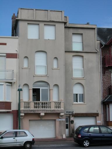 Maison dite Les Sables (et anciennement L'Ancre)