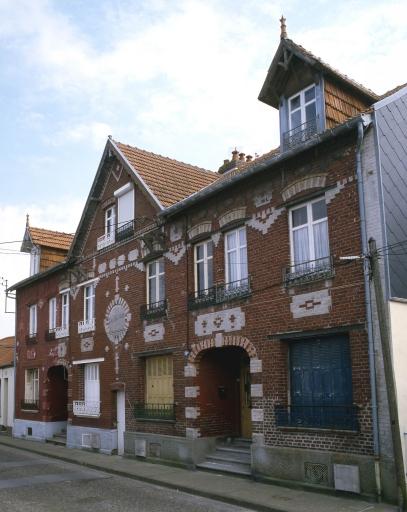 maison à quatre logements accolés dit Gai Séjour