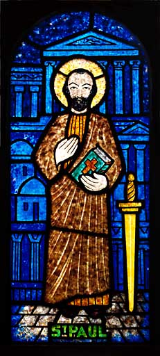 verrière : Saint Paul