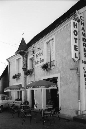 Hôtel de voyageurs dit Hôtellerie Notre-Dame