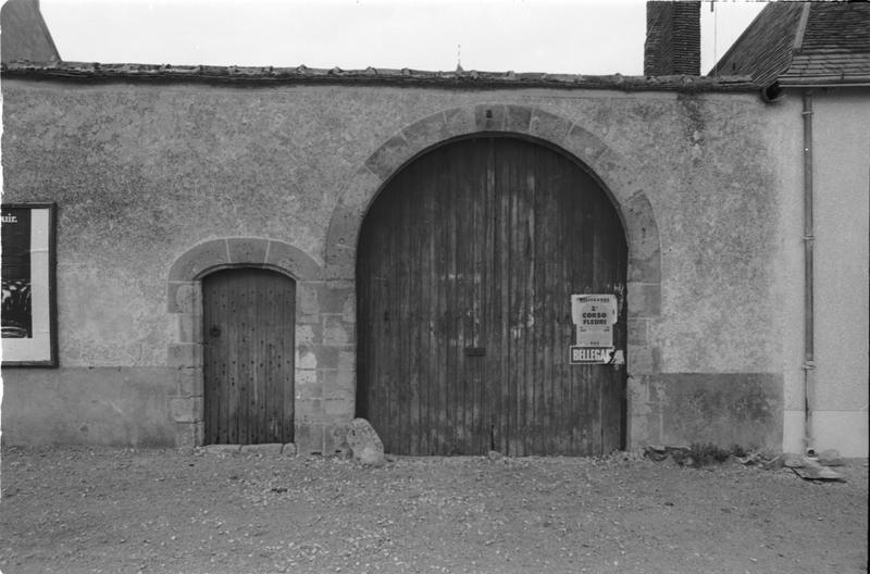 Maison de la direction des canaux d'Orléans et du Loing