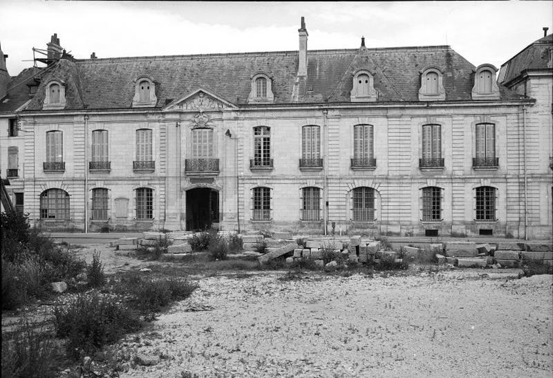 Maison consulaire dite Palais du Commerce, puis tribunal de commerce