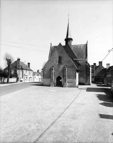 Chapelle Saint-Genou