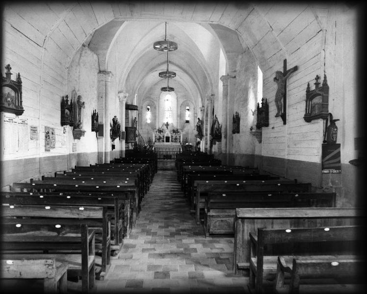 Eglise paroissiale Saint-Martial