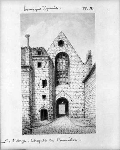 Couvent de carmélites Notre-Dame-de-l'Incarnation