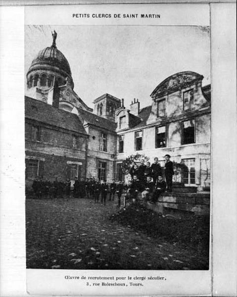 Hôtel de la Chancellerie de Saint-Martin