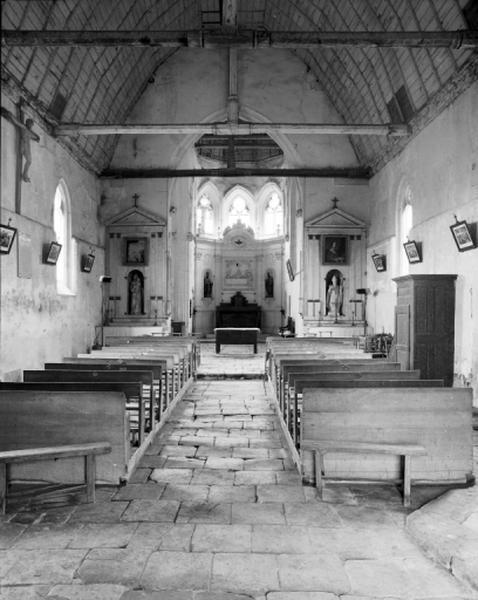 Eglise paroissiale Saint-Hilaire