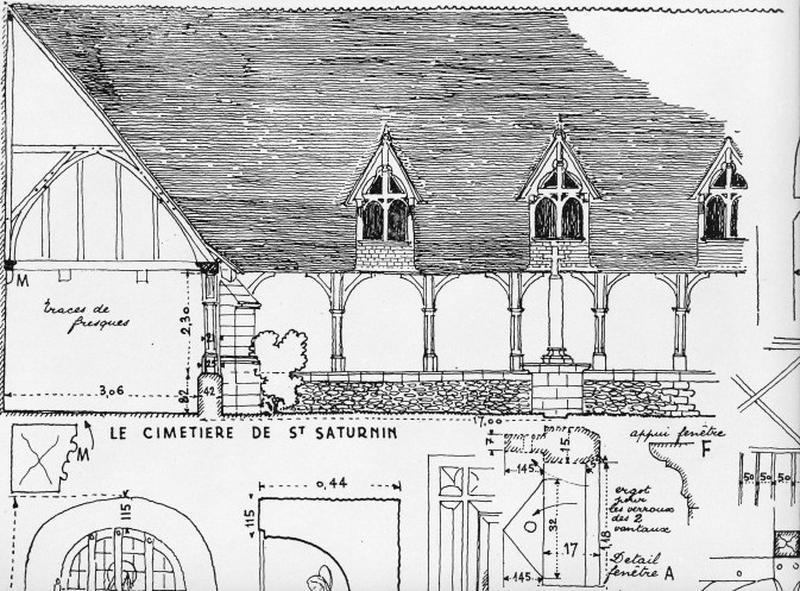 Cimetière Saint-Saturnin