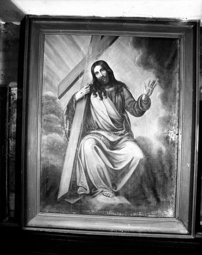 Tableau : Christ aux stigmates ?